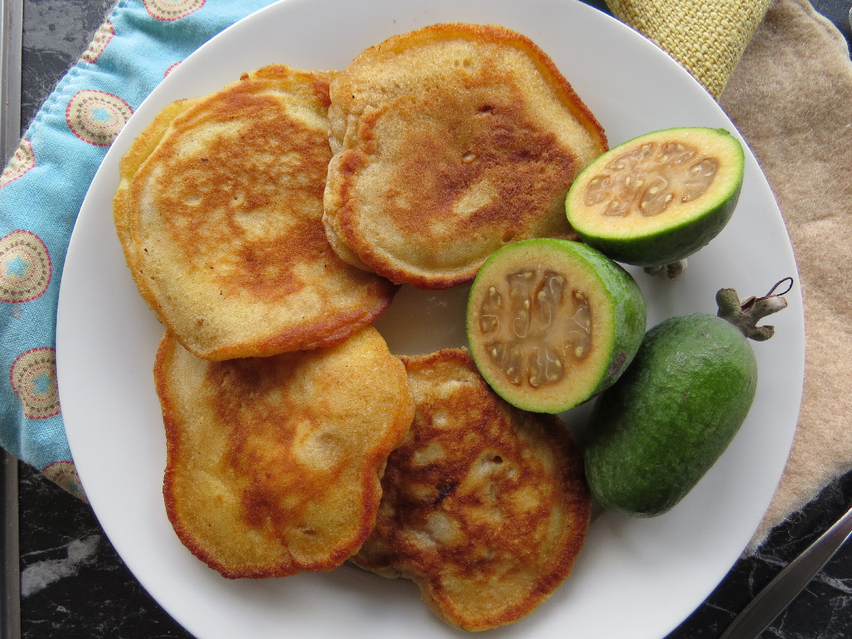 how to make corn fritters nz