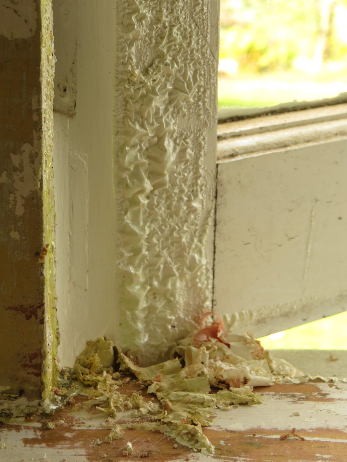 How To Paint Villa Windows And French Doors Rediscover