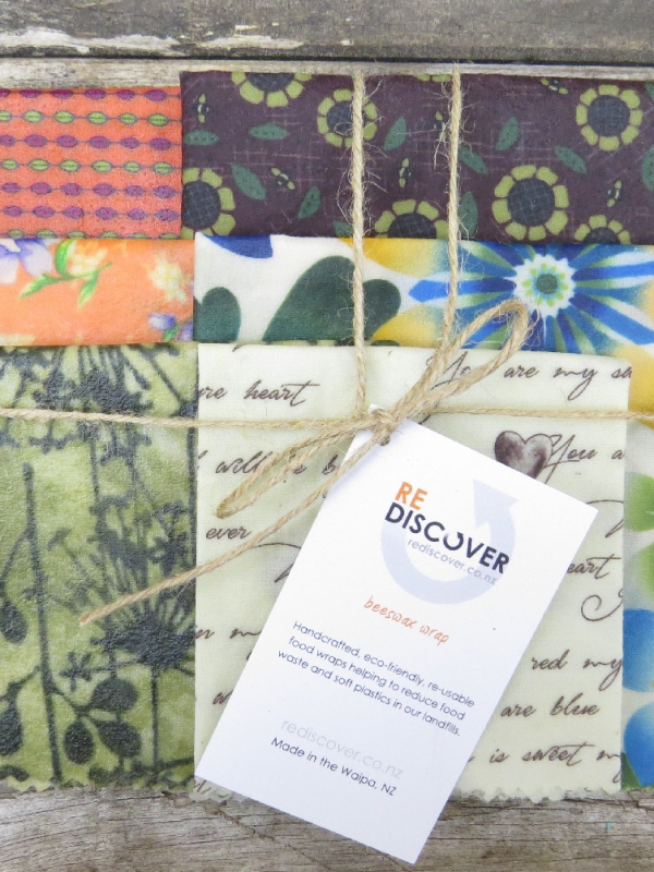 how to make beeswax food wrap nz